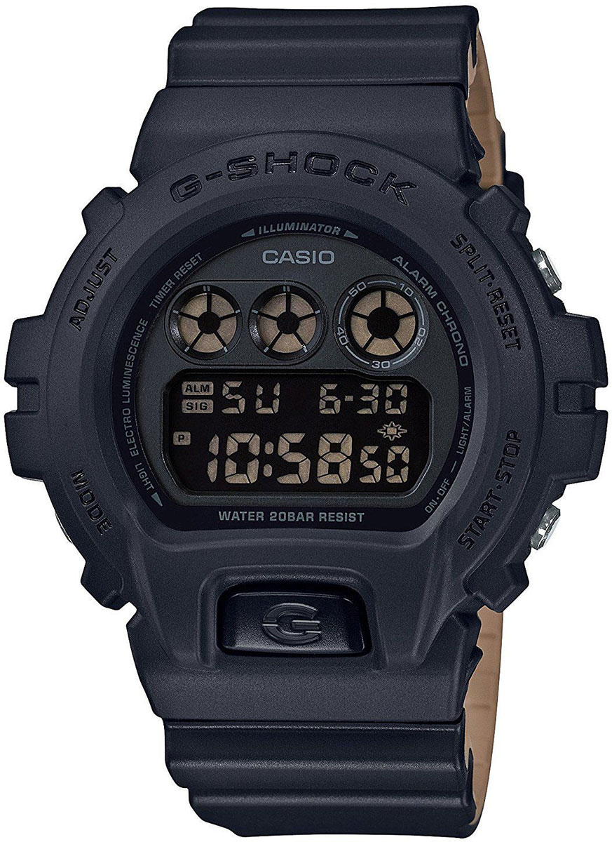 Casio G-shock DW-6900LU-1E casio часы casio dw 5600m 3e коллекция g shock