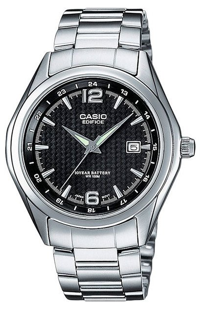 Casio Edifice EF-121D-1A casio f 201w 1a