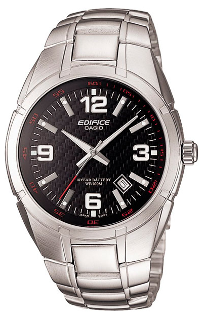 Casio Edifice EF-125D-1A casio часы casio ef 527d 1a коллекция edifice