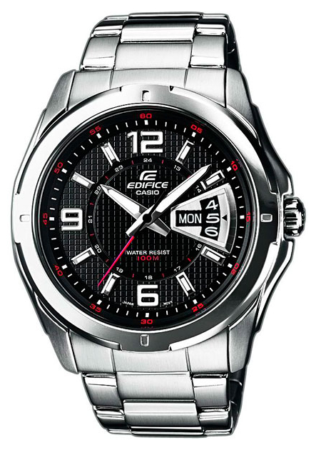 Casio Edifice EF-129D-1A casio ef 503sg 1a