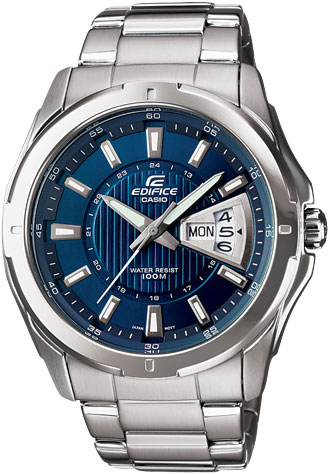 цены на Casio Edifice EF-129D-2A в интернет-магазинах