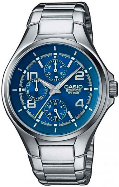 Casio Edifice EF-316D-2A 5 resistive touch screen win ce 5 0 gps navigator w bluetooth fm transmitter 4gb europe map tf