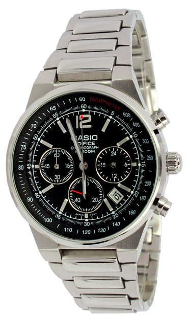 Casio Edifice EF-500D-1A casio часы casio ef 527d 1a коллекция edifice