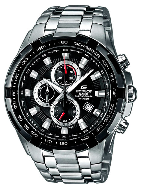 Casio Edifice EF-539D-1A oom control for eng lenses