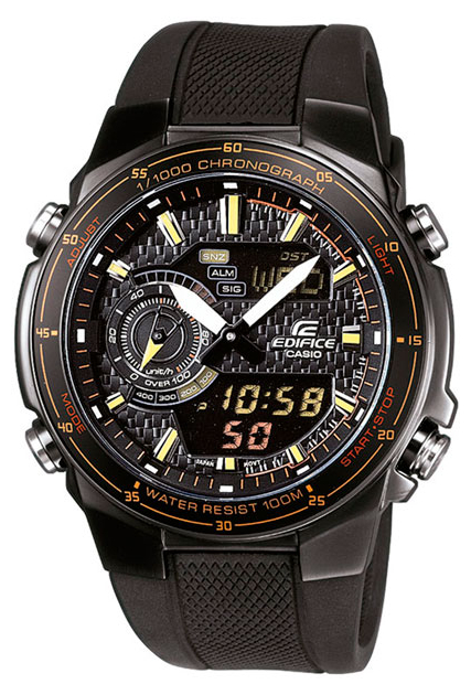 Casio Edifice EFA-131PB-1A casio efa 122d 1a casio