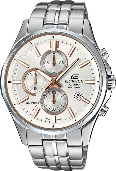 Casio Edifice EFB-530D-7A casio edifice esk 300l 7a