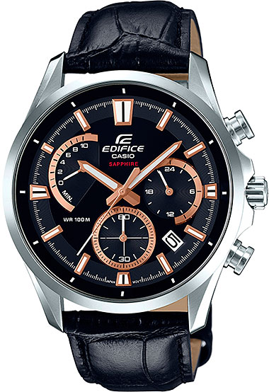 Casio Edifice EFB-550L-1A alterna масло для волос bamboo smooth kendi pure treatment 50ml