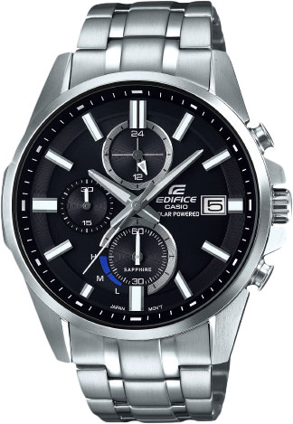 Casio Edifice EFB-560SBD-1A внутриканальные наушники final audio design f3100 black
