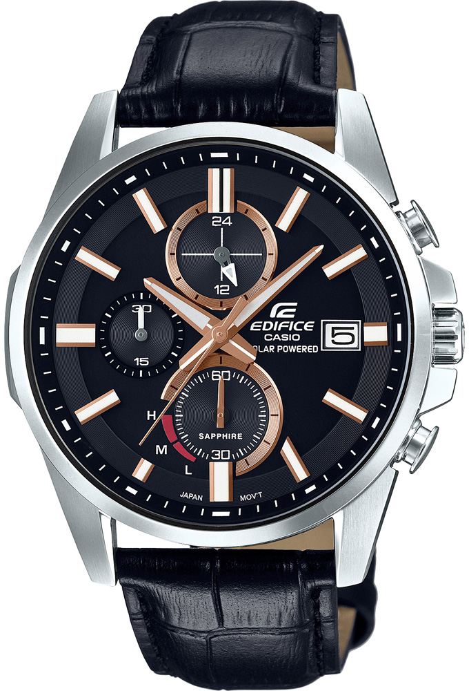 Casio Edifice EFB-560SBL-1A фильтры атолл a 560
