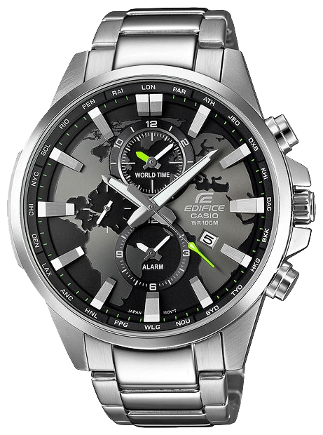 Casio Edifice EFR-303D-1A casio wave ceptor wv 200de 1a