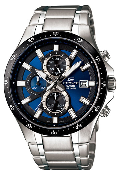 Casio Edifice EFR-519D-2A casio часы casio efr 539rb 2a коллекция edifice infiniti red bull racing