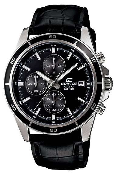 Casio Edifice EFR-526L-1A мужские часы casio efr 526l 7a