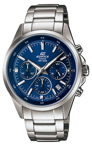 Casio Edifice EFR-527D-2A casio часы casio efr 554l 2a коллекция edifice