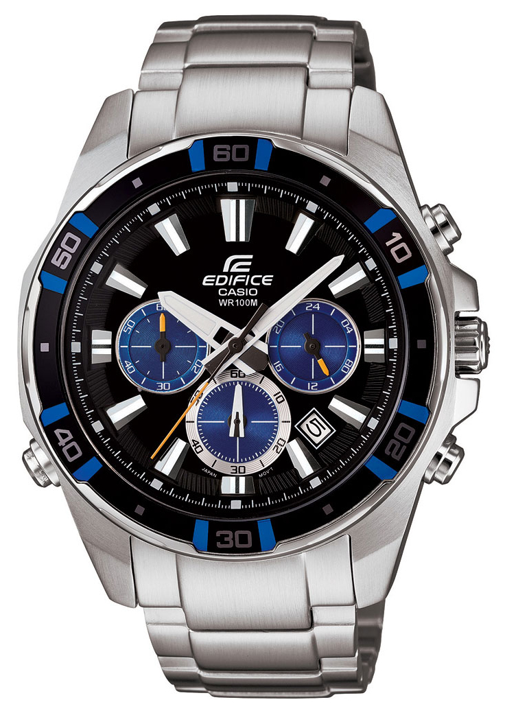 Casio Edifice EFR-534D-1A2 часы casio efr 549d 1a2