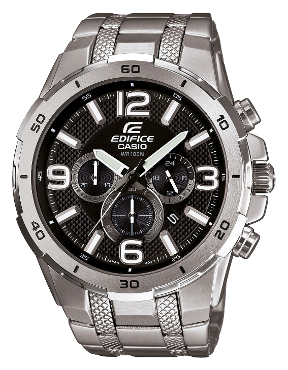 Casio Edifice EFR-538D-1A casio wave ceptor wv 200de 1a
