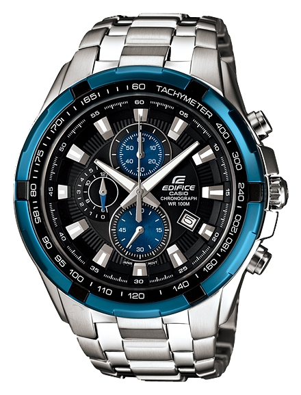 Casio Edifice EFR-539D-1A2 часы casio efr 549d 1a2