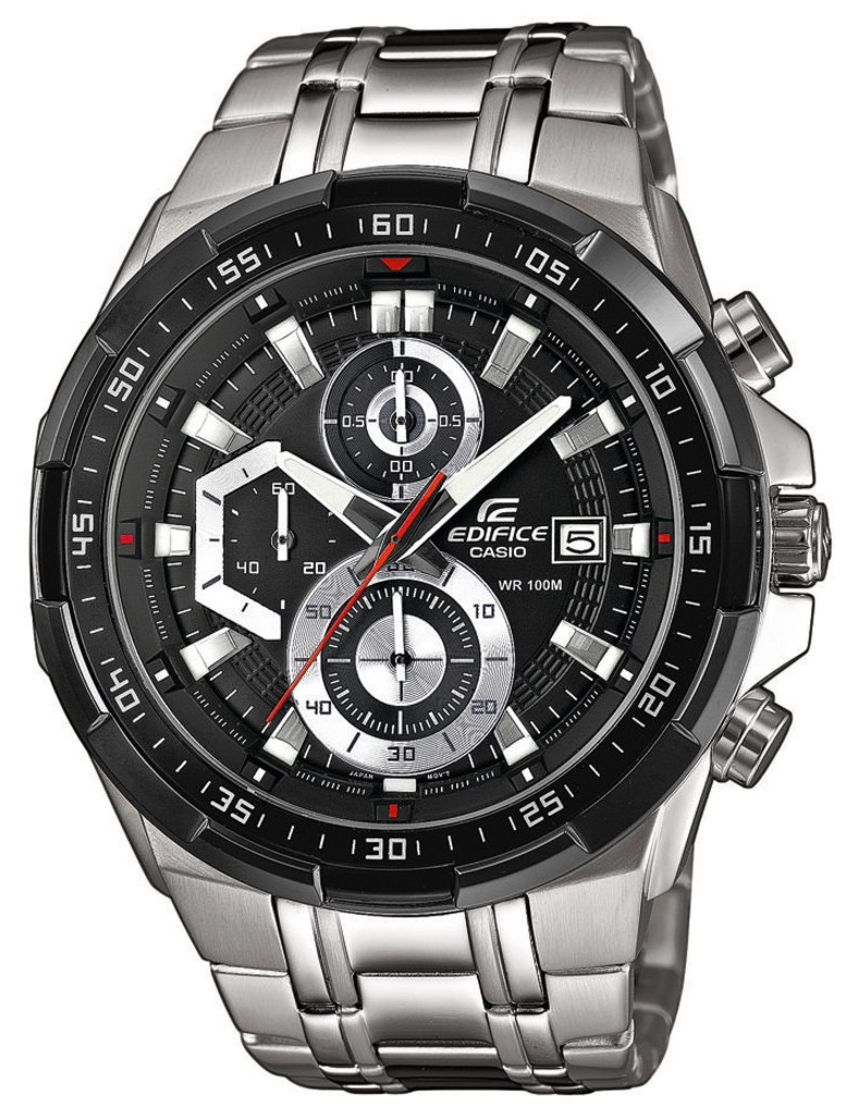 Casio Edifice EFR-539D-1A casio часы casio efr 554l 2a коллекция edifice