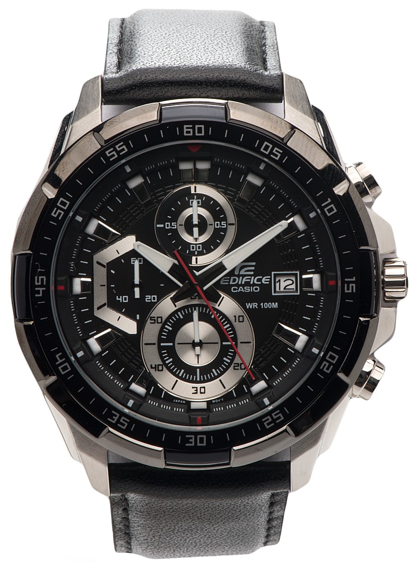 Casio Edifice EFR-539L-1A casio wave ceptor wv 200de 1a