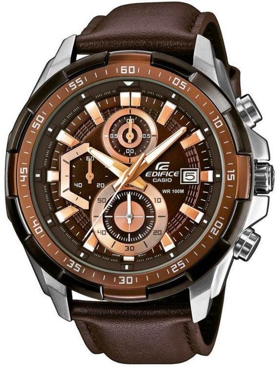 Casio Edifice EFR-539L-5A мужские часы casio efr 531l 5a