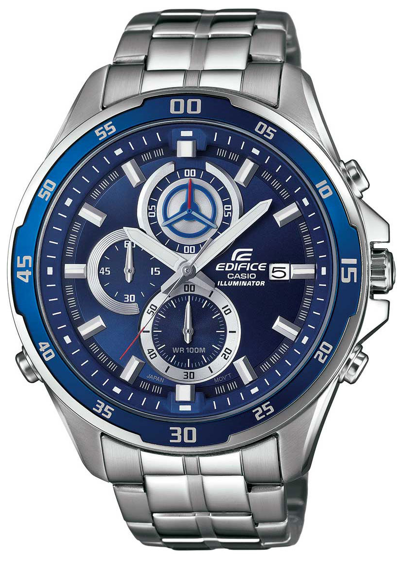 Casio Edifice EFR-547D-2A casio часы casio efr 539rb 2a коллекция edifice infiniti red bull racing