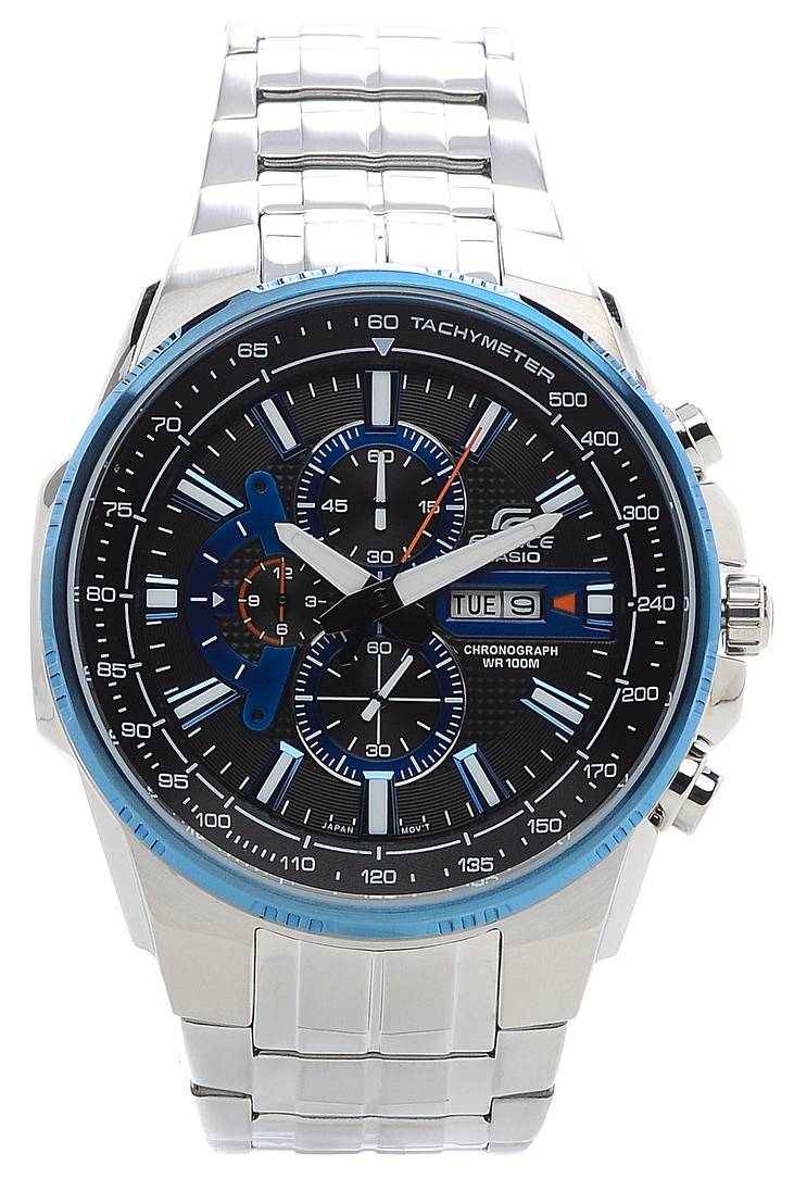 Casio Edifice EFR-549D-1A2 casio часы casio efr 554l 2a коллекция edifice