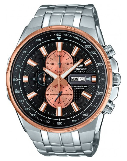 Casio Edifice EFR-549D-1B9 rage rage the devil strikes again 2 lp colour