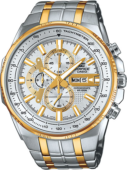 Casio Edifice EFR-549SG-7A casio часы casio efr 554l 2a коллекция edifice