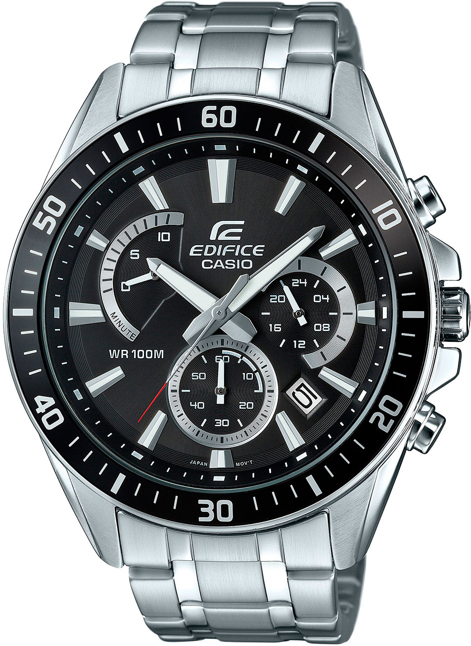 Casio Edifice EFR-552D-1A casio edifice efr 539l 1a