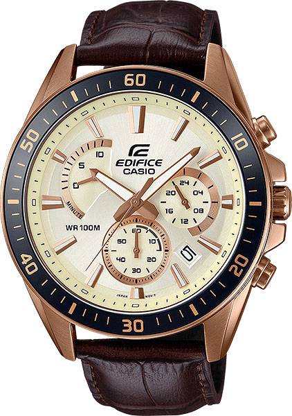 Casio Edifice EFR-552GL-7A casio edifice esk 300l 7a