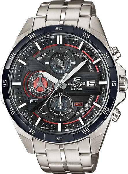 Casio Edifice EFR-556DB-1A casio часы casio efr 554l 2a коллекция edifice