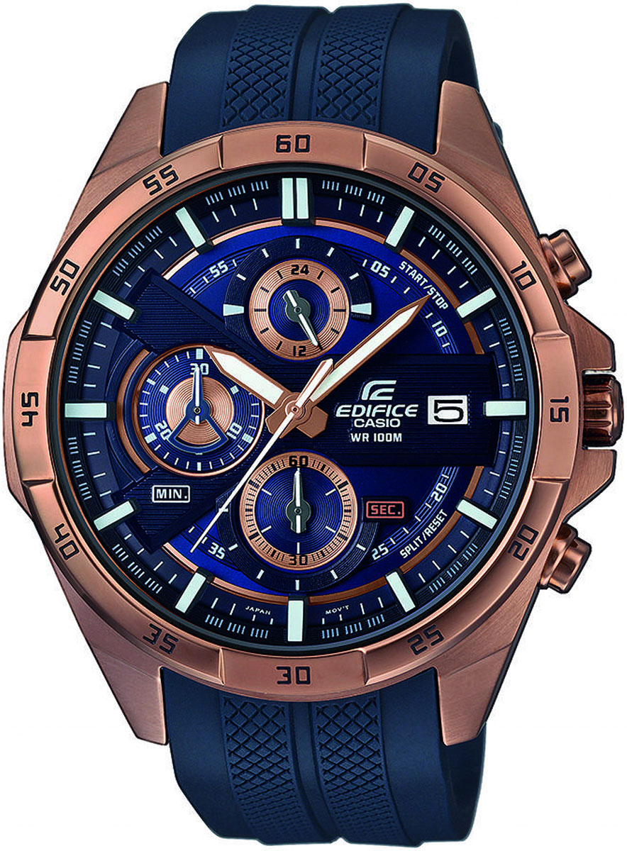 Casio Edifice EFR-556PC-2A casio edifice efr 526l 7a