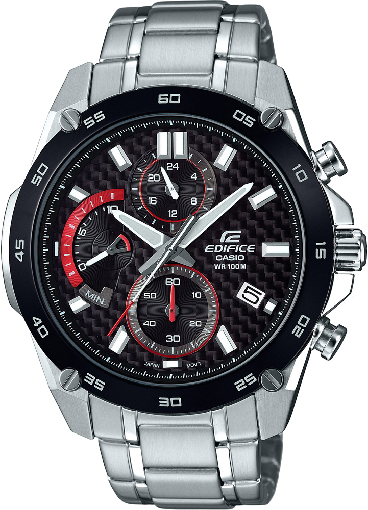 Casio Edifice EFR-557CDB-1A casio часы casio efr 554l 2a коллекция edifice