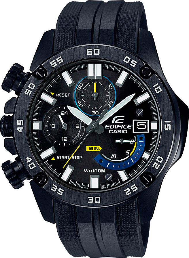 Casio Edifice EFR-558BP-1A casio часы casio efr 554l 2a коллекция edifice