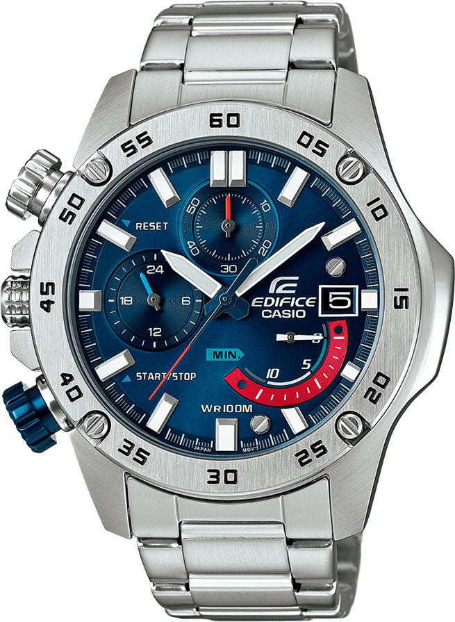 Casio Edifice EFR-558D-2A casio mtd 1082d 2a