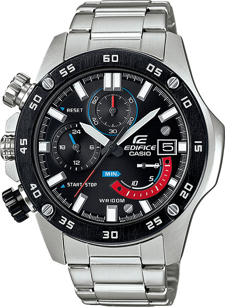 Casio Edifice EFR-558DB-1A casio часы casio efr 554l 2a коллекция edifice