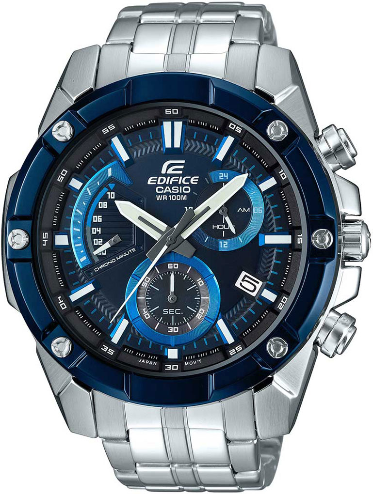 Casio Edifice EFR-559DB-2A casio часы casio efr 539rb 2a коллекция edifice infiniti red bull racing