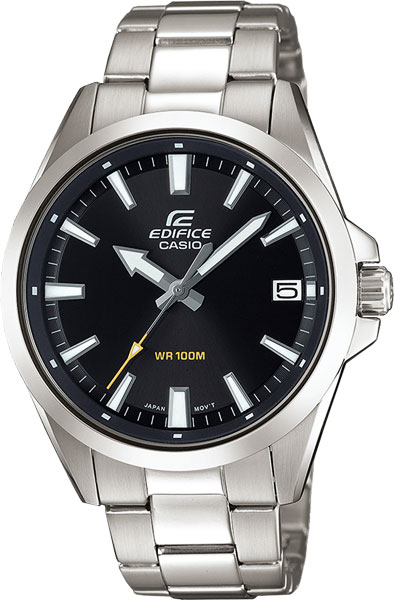 Casio Edifice EFV-100D-1A casio edifice eqs 600bl 1a