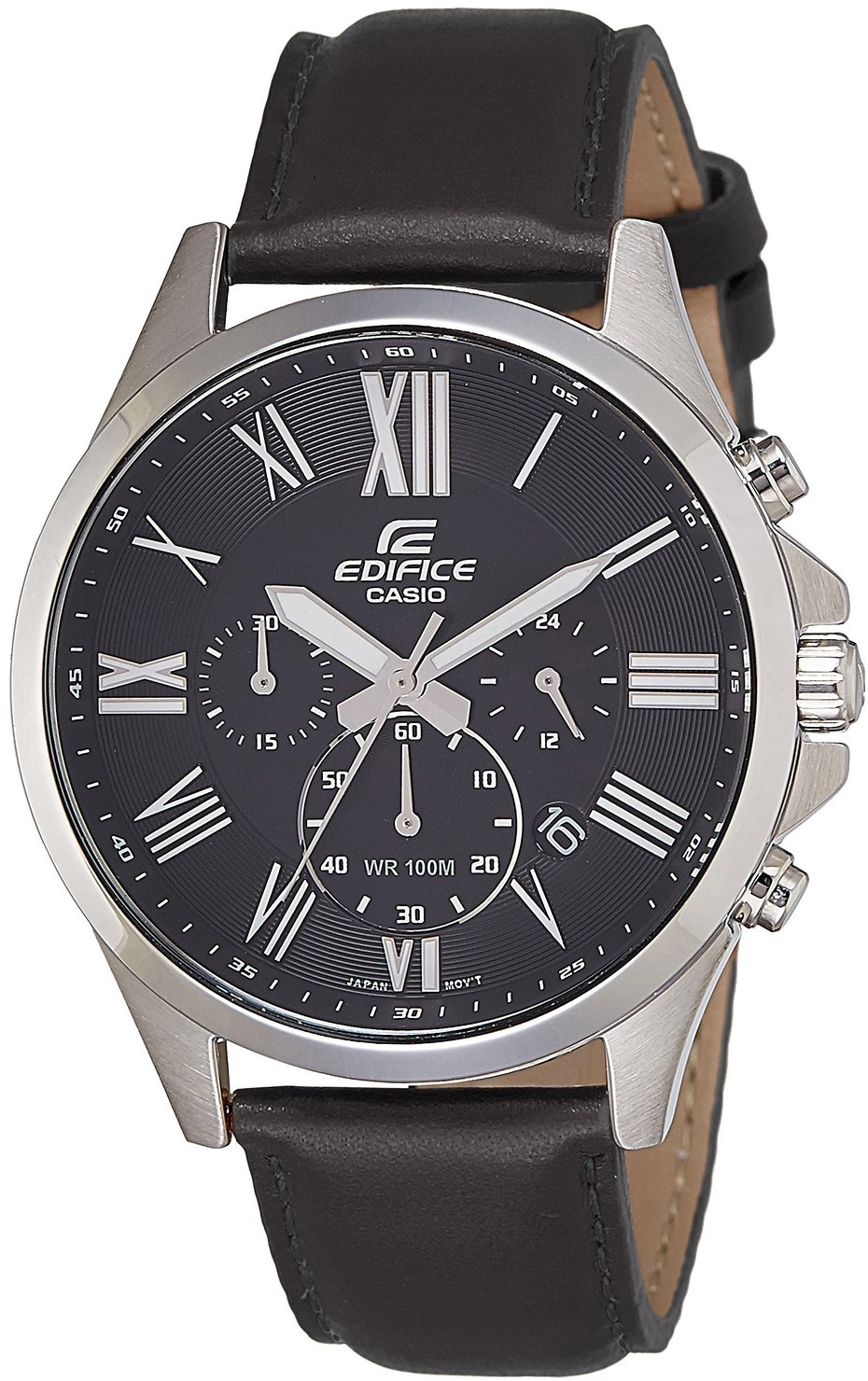 Casio Edifice EFV-500L-1A casio wave ceptor wv 200de 1a
