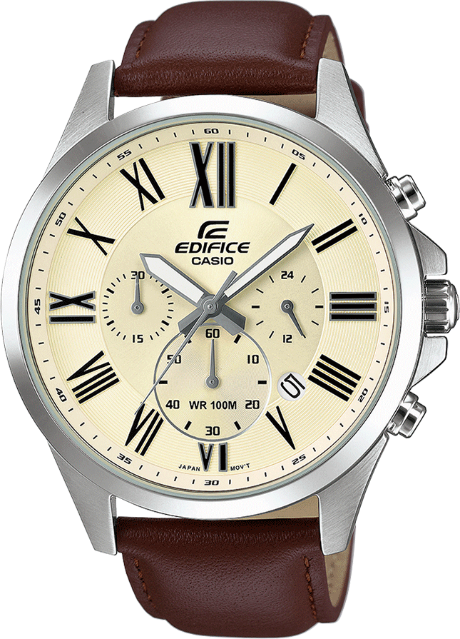 Casio Edifice EFV-500L-7A casio edifice efv 520l 7a