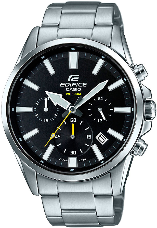 цена Casio Edifice EFV-510D-1A онлайн в 2017 году
