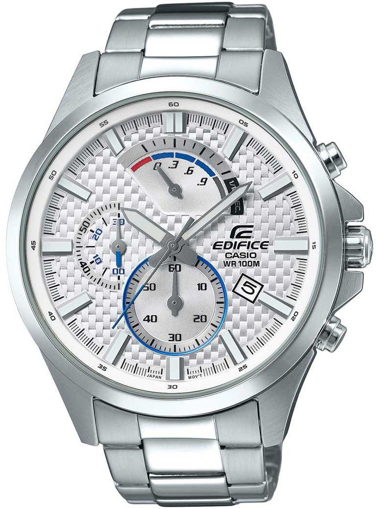 Casio Edifice EFV-530D-7A casio edifice efv 520l 7a