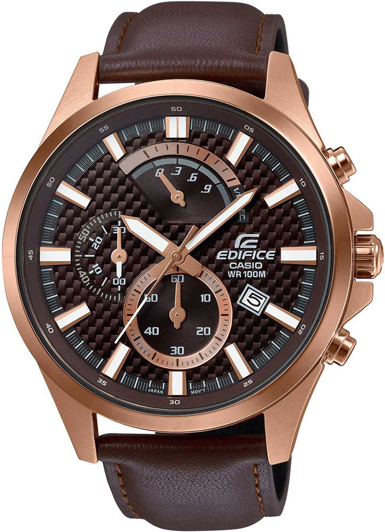 Casio Edifice EFV-530GL-5A часы наручные casio часы edifice efv 520l 2a