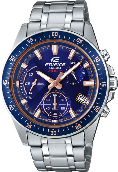 Casio Edifice EFV-540D-2A casio mtd 1082d 2a