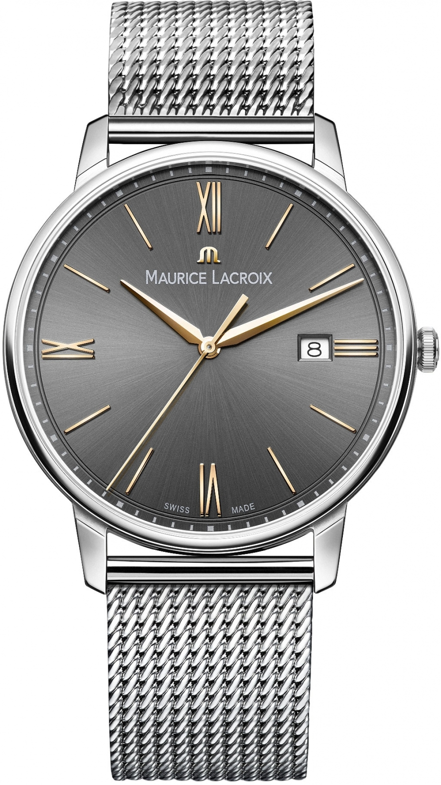 Maurice Lacroix Eliros Date EL1118-SS002-311-1 maurice lacroix el1094 ss002 311 1 maurice lacroix