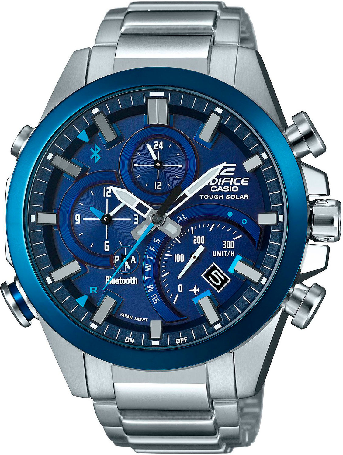 Casio Edifice EQB-500DB-2A casio mtd 1082d 2a