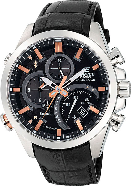 Casio Edifice EQB-500L-1A casio часы casio eqb 500l 1a коллекция edifice