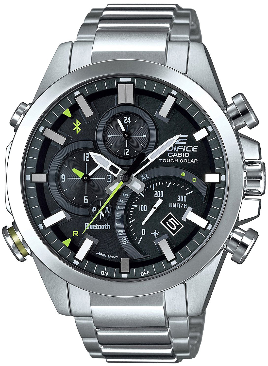 Casio Edifice EQB-501D-1A casio часы casio eqb 500l 1a коллекция edifice