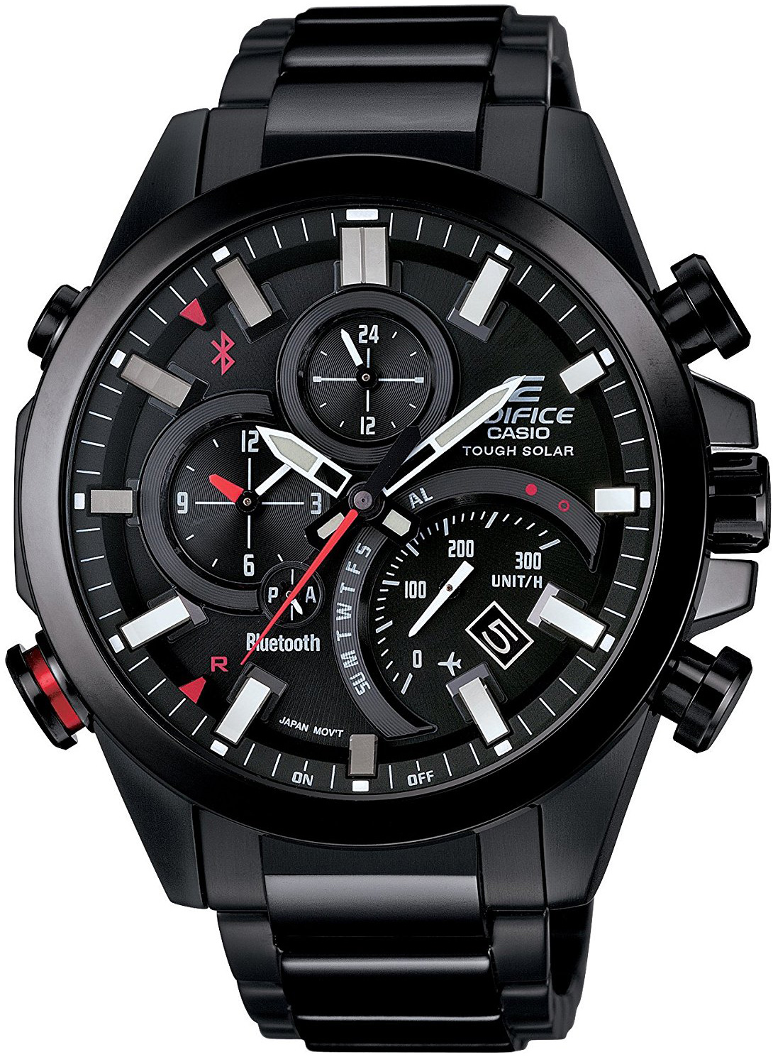 Casio Edifice EQB-501DC-1A casio часы casio eqb 500l 1a коллекция edifice