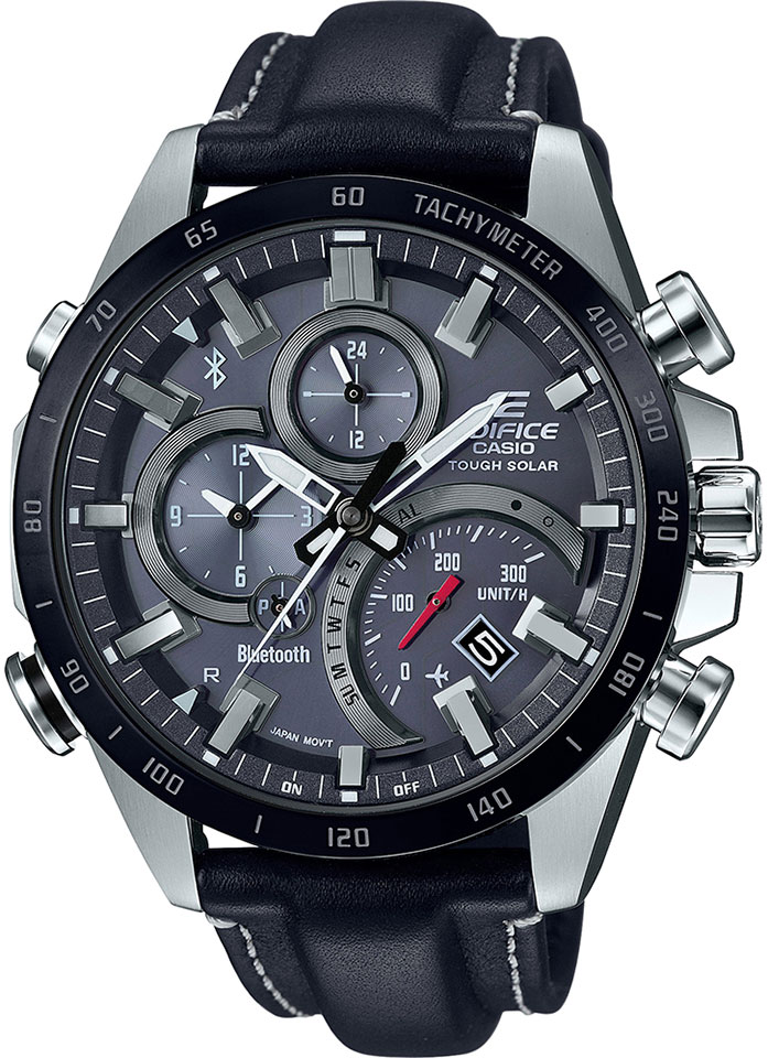 Casio Edifice Bluetooth EQB-501XBL-1A casio ga 110rg 1a