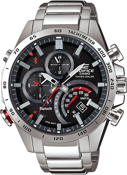 Casio Edifice EQB-501XD-1A casio часы casio eqb 500l 1a коллекция edifice